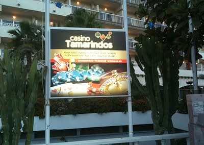 1LUMINOSO CASINO TAMARINDOS